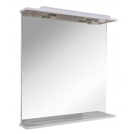 Зеркало Аква Родос Ассоль 80 см с подсветкой