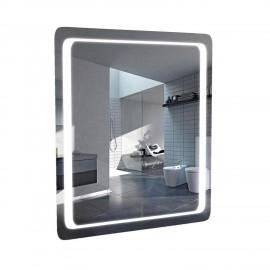 Зеркало Аква Родос Омега 60 см с LED подсветкой