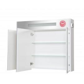 Зеркальный шкаф Аква Родос Париж 100 см с подсветкой