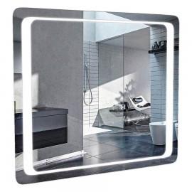 Зеркало Аква Родос Омега 80 см с LED подсветкой