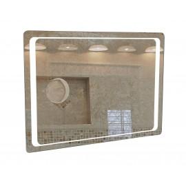 Зеркало Аква Родос Омега Люкс 100 см с LED подсветкой